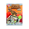 Pukka Pad Interactive Colouring Book 4D Dinosaurs 8421-FUN
