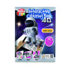 Pukka Pad Interactive Colouring Book 4D Outer Space 8424-FUN