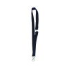 Announce Textile Necklace Black (Pack of 10) PV00670