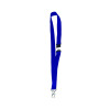 Announce Textile Necklace Blue (Pack of 10) PV00672