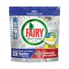Fairy Platinum Dishwasher Tablets (Pack of 75) 81448293
