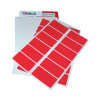 Blick Red Labels in Office (Pack of 320) RS019954