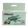 Rexel Mercury Heavy Duty Staples (Pack of 2500) 2100928