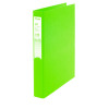 6 x Rexel Joy Lime A4 25mm Ring Binder (Able to hold up to 125 sheets of paper) 2104008