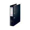 Rexel Choices 75mm Lever Arch File Polypropylene Foolscap Black 2115511