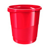 Rexel Choices Waste Bin Red 2115618