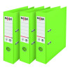 Rexel Choices Lever Arch File A4 Polypropylene Green 3 For 2 RX810225