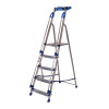 Blue Seal Ladder 4 Tread Aluminium 311494