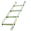 Aluminium Single Section Ladder 2410mm 8 Rung 323138