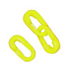 VFM Yellow Connecting Links 6mm Joint (Pack of 10) 360083