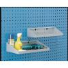 Perfo System Grey 900X170mm Tool Shelf 306990