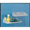 Perfo System Grey 450X250mm Tool Shelf 306992