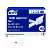 Tork Xpress Soft Multifold Hand Towel 2-Ply 340x212mm White (Pack of 21) 120288
