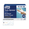 Tork Xpress White Premium Soft Interfold Hand Towel For H2 System 110 Sheets (Pack of 21) 100288