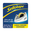 Sellotape 24mm x 66m Golden Tape (Pack of 12) 1443268