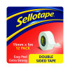 Sellotape Double Sided Tape 25mm x 33m Pack of 6 1447052