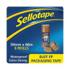 Scotch Easy Tear Tape Clear Tape 19mm x 66m (Pack of 8) ET1966T8