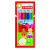 STABILO Color 12 Premium Colouring Pencils with Hexagonal Barrel (Pack of 6) Assorted 1912/77-01