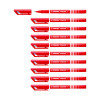 Stabilo Sensor Fineliner Pen Red 189/40