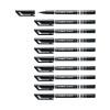 Stabilo Sensor Fineliner Pen Black 189/46