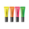 STABILO NEON Highlighter Assorted 72/4-1
