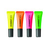 Stabilo Neon Highlighters Assorted (Pack of 4) 72/4-1
