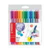 Stabilo pointMax Fineliner Assorted (Pack of 12) 488/12-01