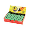 Q-Connect Green Highlighter Pen (Pack of 10) KF01113