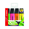 Stabilo Boss Original Highlighter Assorted (Pack of 6) 70/6