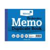 Silvine Carbonless Duplicate Memo Book 102x127mm (Pack of 12) 703-T