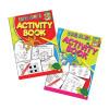 Artbox Super Jumbo Activity Book (Pack of 6) 4052