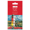 Work of Art Hard-Wearing Acrylic Paint Tubes Assorted (Pack of 12) TAL06742