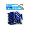 Tiger Blue Ink Cartridges, (Pack of 300) 301090