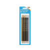 Tiger Eraser Tip Hb Pencils 301535 (Pack of 72) 301535