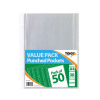 A4 Punched Pockets 30 Micron (Pack of 500) 301600