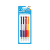 Tiger Mechanical Pencils Hb, Assorted (Pack of 48) 301663
