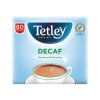 Tetley Decaffeinated Tea Bag (Pack of 80) 5012X