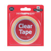 Postpak Clear Sticky Tape 19mm (Pack of 24) 9721744