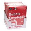40 x Size 4 Postpak Bubble Envelope (Dimensions: 320 x 240mm) 41632