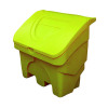 Winter Grit/Sand Box Slim 130 Litre Yellow (Manufactured from UV stablished polyethylene) 379940
