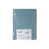 Q-Connect Spiral Pad Executive A4+ 80 Leaf Ruled Feint and Margin 70gsm (Pack of 5) KF01072