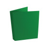 Q-Connect 25mm 2 Ring Binder Polypropylene A4 Green (Pack of 10) KF02004