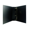Black 50mm 4D Presentation Ring Binder (Pack of 10) WX47660