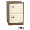 Bisley 2 Drawer Filing Cabinet Goose Grey