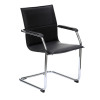 Client Visitor Chair With Arms/Cantilever Frame