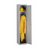 Bisley 1 Door 30.5 Wardrobe Locker - Goose Grey