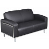 Moonstone Double Bonded Leather Sofa