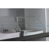 Bisley Essentials Slotted Shelf Dividers inc. 5 Dividers - Opaque