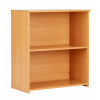 Eco 18 Premium Bookcase inc. 1 Shelf - Beech