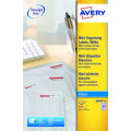 Avery Inkjet Mini Labels 189 Per Sheet White (Pack of 4725) J8658-25